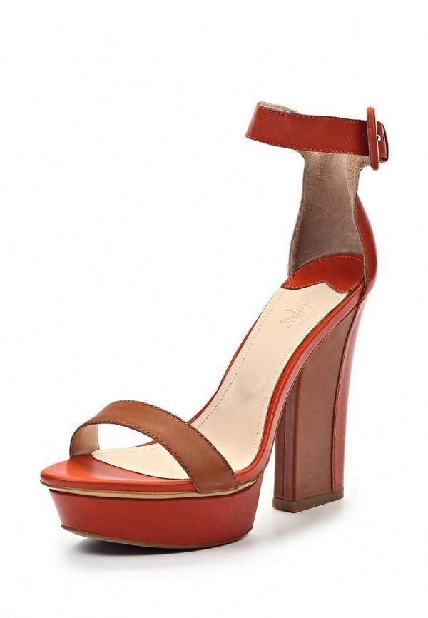 Босоножки на каблуке Calipso (Калипсо) 638-01-LR-18-KK: изображение 1