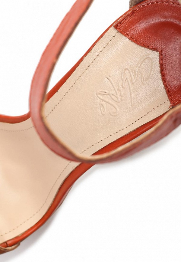 Босоножки на каблуке Calipso (Калипсо) 638-01-LR-18-KK: изображение 12