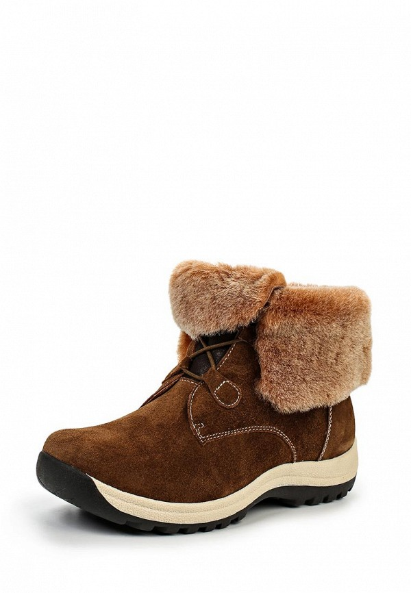 Женские ботинки Calipso (Калипсо) 102-22-HC-21-CA: изображение 1
