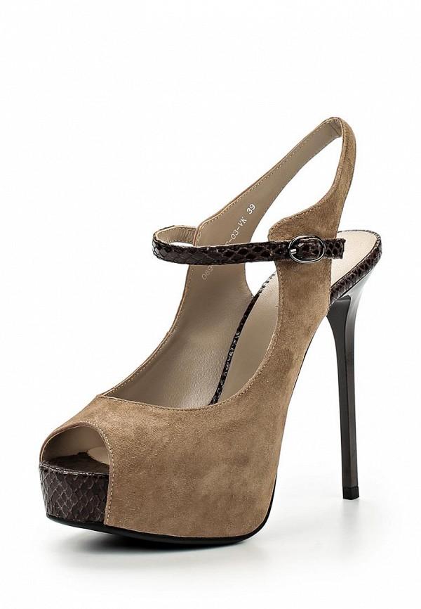 Босоножки на каблуке Calipso (Калипсо) 089-08-ZC-03-VK: изображение 1