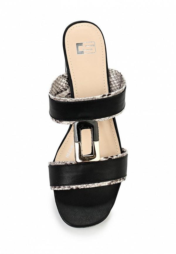Женские сабо на каблуке Calipso (Калипсо) 111-03-HF-01-PP: изображение 4