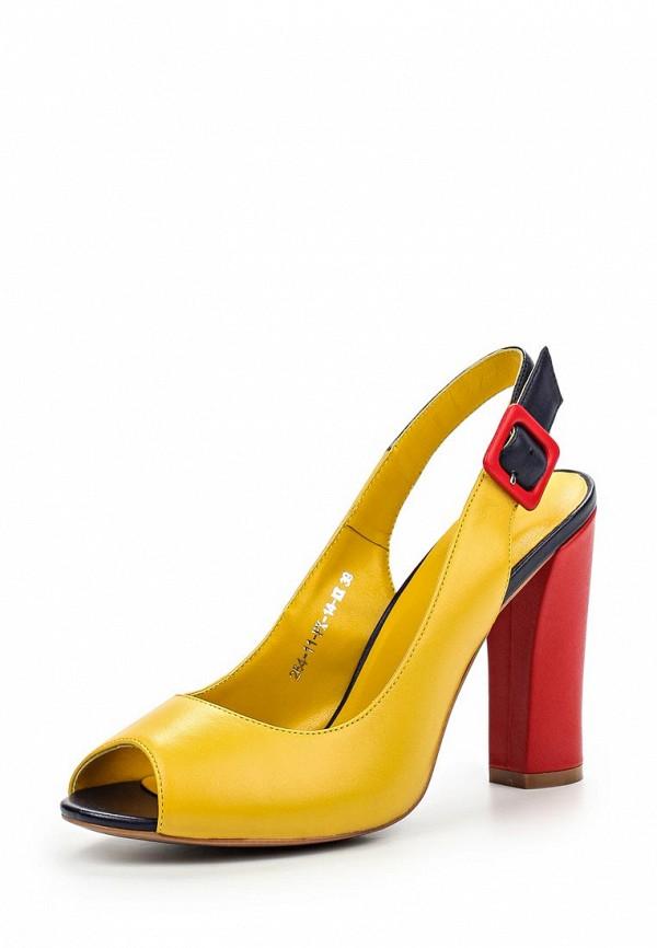 Босоножки на каблуке Calipso 264-11-FX-14-KK