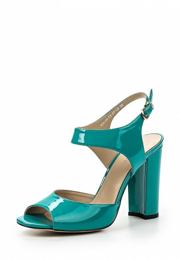Босоножки на каблуке Calipso (Калипсо) 303-04-FX-07-LK