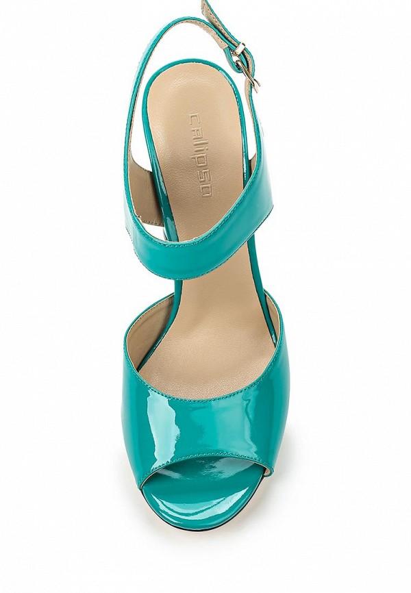 Босоножки на каблуке Calipso (Калипсо) 303-04-FX-07-LK: изображение 4