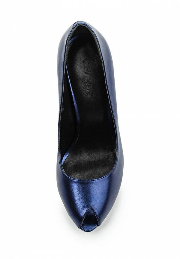Туфли на каблуке Calipso (Калипсо) 308-01-FX-20-KK: изображение 4