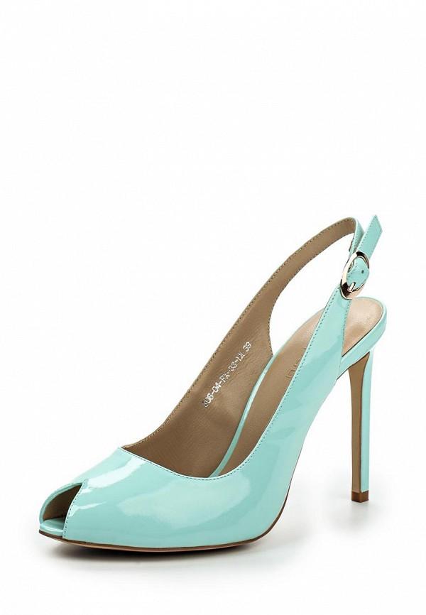 Босоножки на каблуке Calipso (Калипсо) 308-04-FX-33-LK: изображение 1