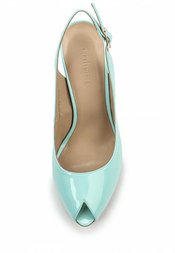 Босоножки на каблуке Calipso (Калипсо) 308-04-FX-33-LK: изображение 4