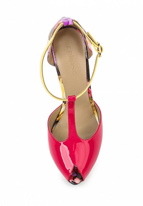 Босоножки на каблуке Calipso (Калипсо) 308-05-FX-32-LK: изображение 4