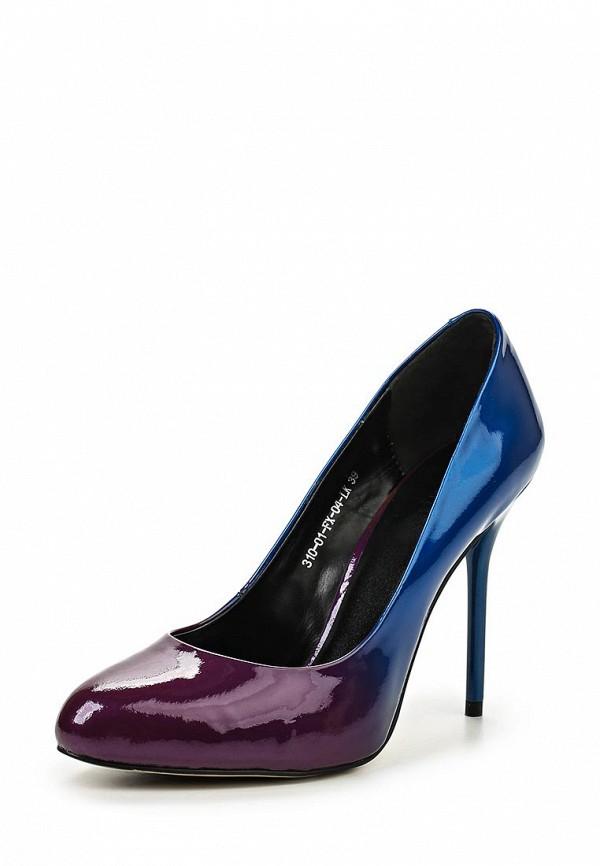 Туфли на каблуке Calipso 310-01-FX-04-LK