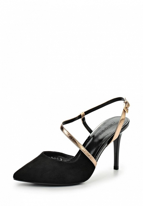 Босоножки на каблуке Calipso (Калипсо) 324-08-TH-01-VK: изображение 1