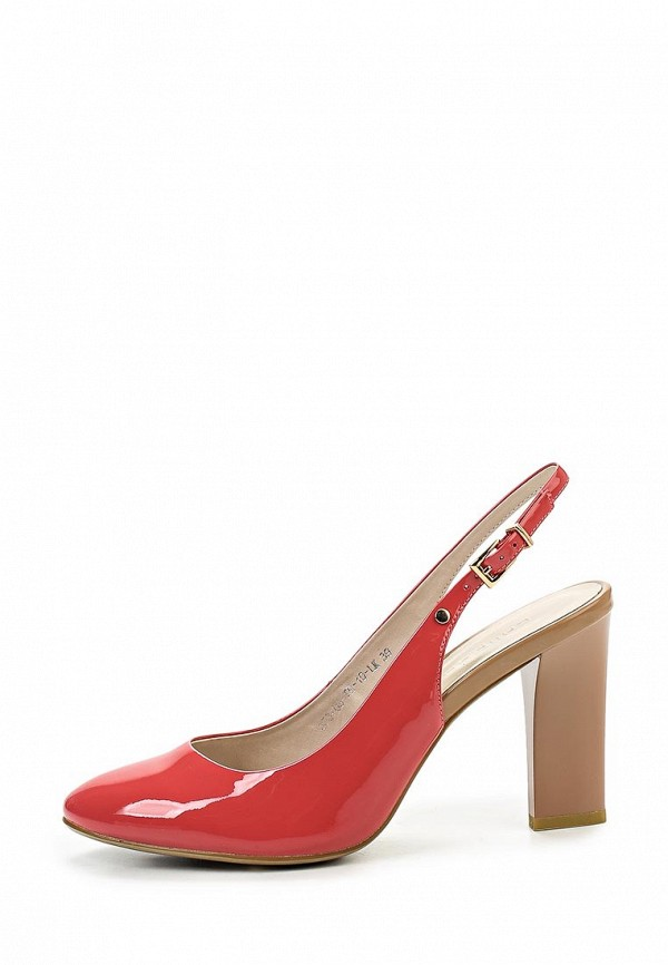 Босоножки на каблуке Calipso 353-03-TH-10-LK: изображение 2