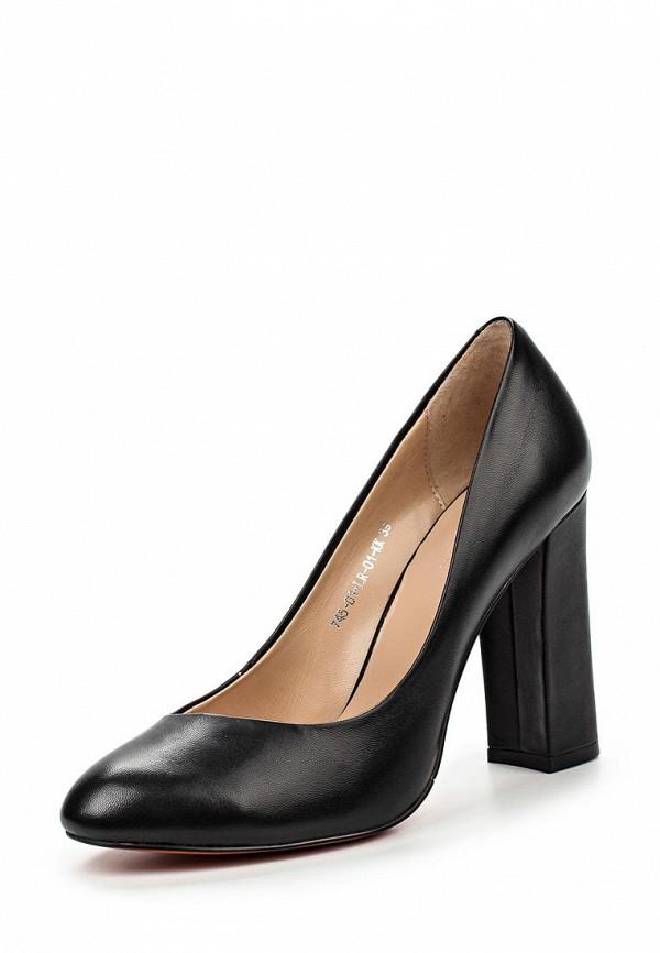 Туфли на каблуке Calipso (Калипсо) 745-01-LR-01-KK