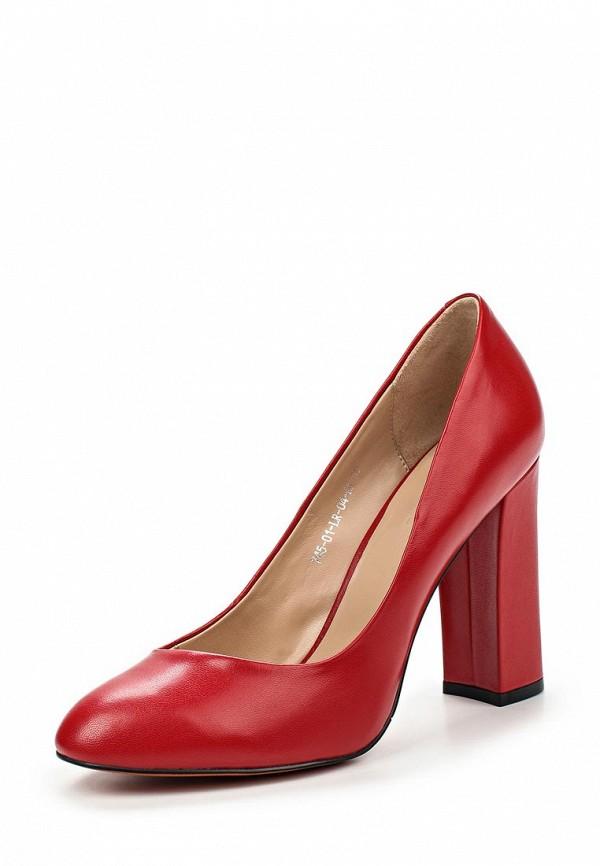 Туфли на каблуке Calipso (Калипсо) 745-01-LR-04-KK