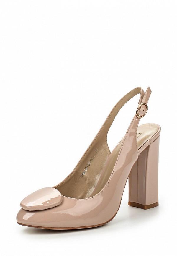 Босоножки на каблуке Calipso (Калипсо) 745-04-LR-03-LK: изображение 1