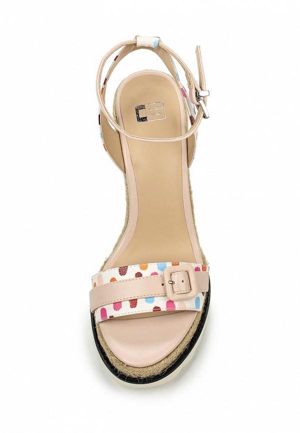 Босоножки на каблуке Calipso 893-05-MT-03-PP: изображение 4