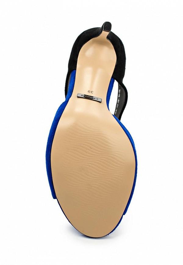 Босоножки на каблуке Calipso 905-02-HR-16-VK: изображение 3