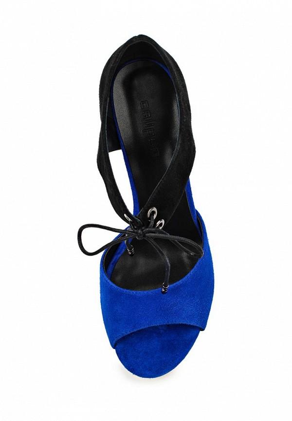 Босоножки на каблуке Calipso 905-02-HR-16-VK: изображение 4