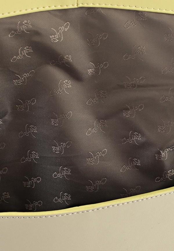 Кожаная сумка Calipso 369-190986-172: изображение 8