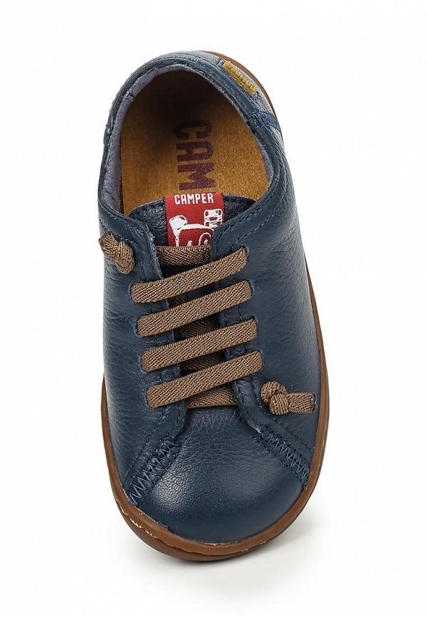 Ботинки для мальчиков Camper 80003-090: изображение 4
