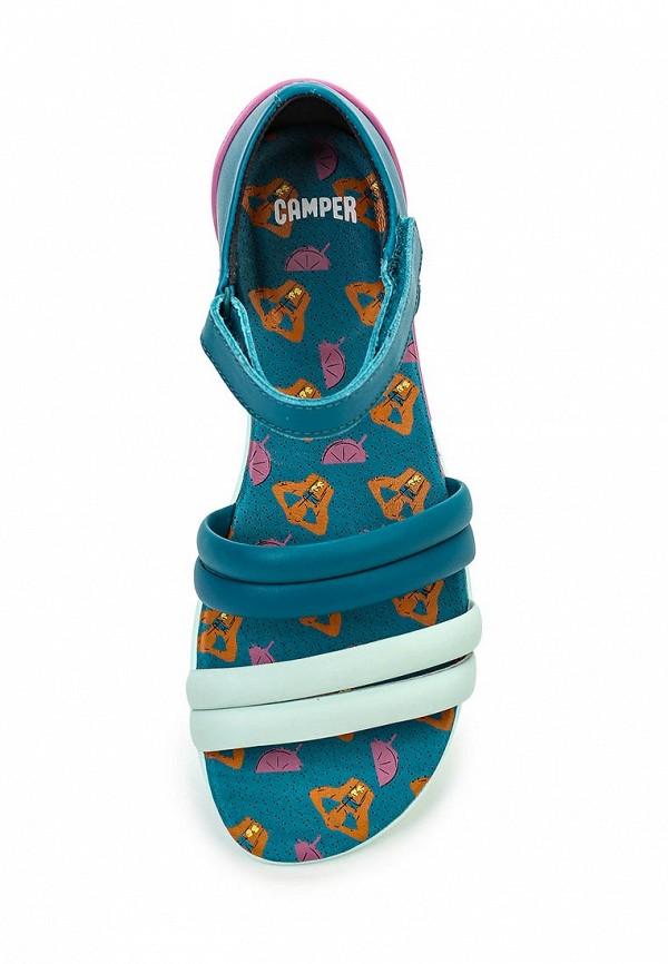 Женские сандалии Camper K200173-004: изображение 4