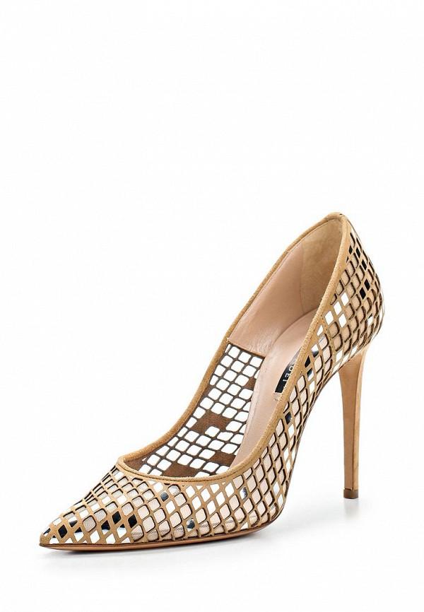 Туфли Casadei Casadei CA559AWDQQ50 туфли фейк casadei