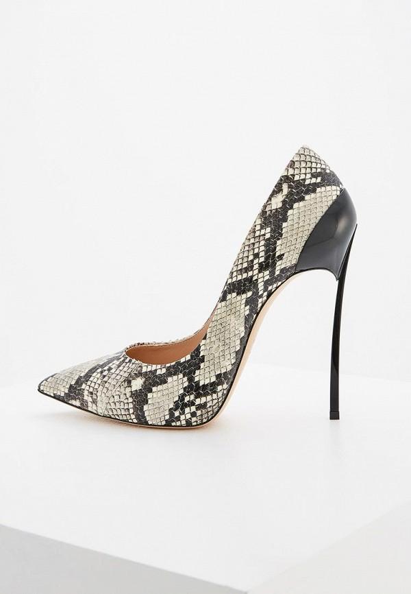 Туфли Casadei Casadei CA559AWZTM94 цены онлайн