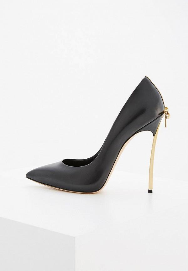 Туфли Casadei Casadei CA559AWZTM97 цены онлайн