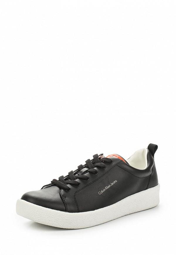 Купить Кеды Calvin Klein Jeans, CA939AMAPPU5, черный, Весна-лето 2018