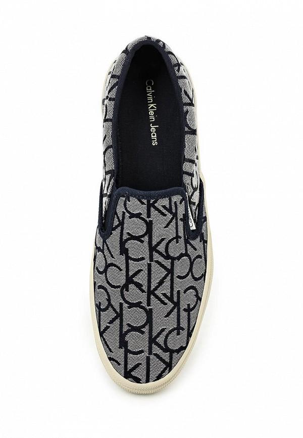 Слипоны Calvin Klein Jeans SE8546: изображение 4