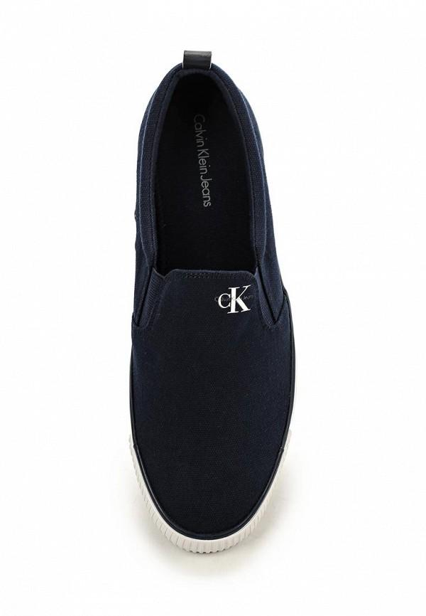 Слипоны Calvin Klein Jeans от Lamoda RU