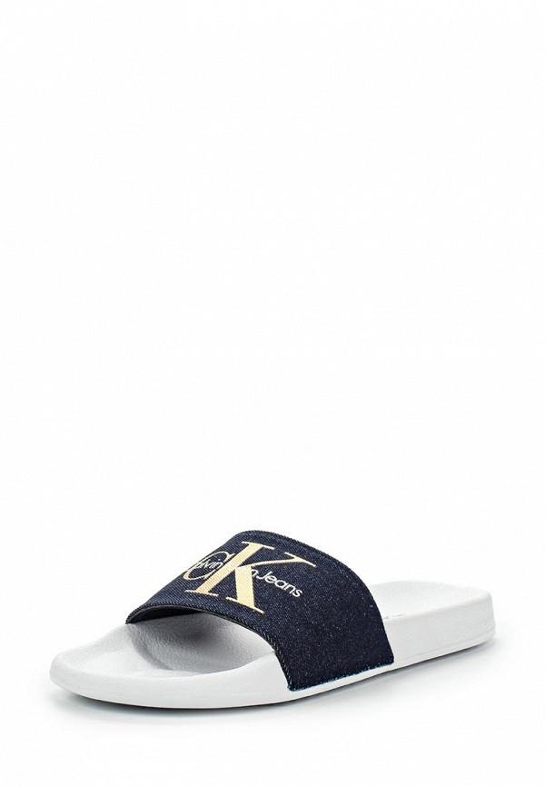 Шлепанцы Calvin Klein Jeans S1649