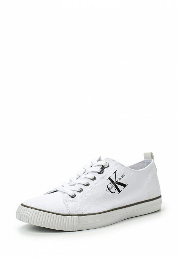 Кеды Calvin Klein Jeans Calvin Klein Jeans CA939AMSJT43 calvin klein jeans j30j3 01230 4760