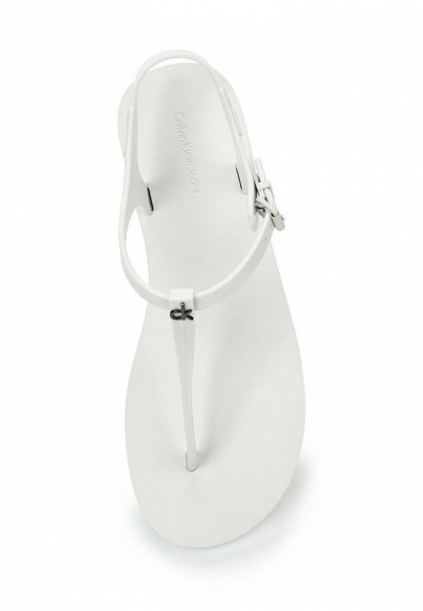 Женские сандалии Calvin Klein Jeans RE9248: изображение 4