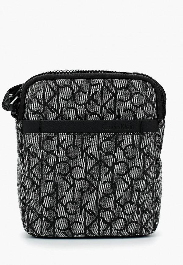 Купить Сумка Calvin Klein Jeans, CA939BMAPQK1, серый, Весна-лето 2018