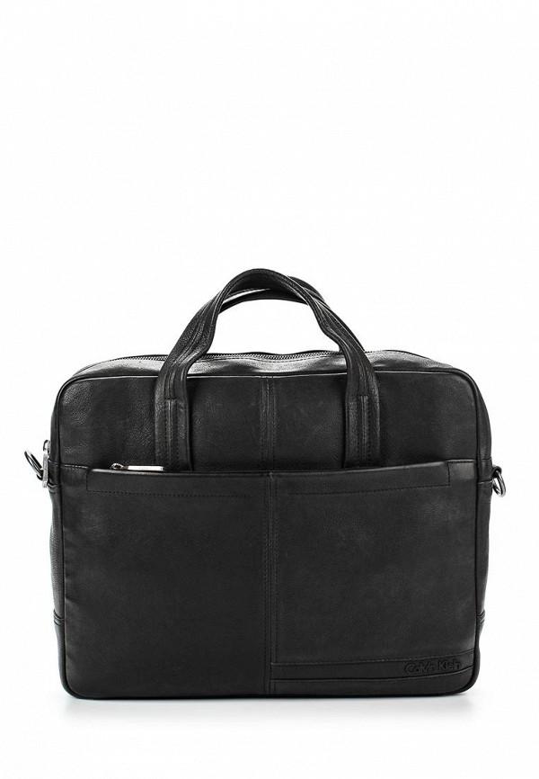 Кожаная сумка Calvin Klein Jeans J5IJ500531: изображение 1