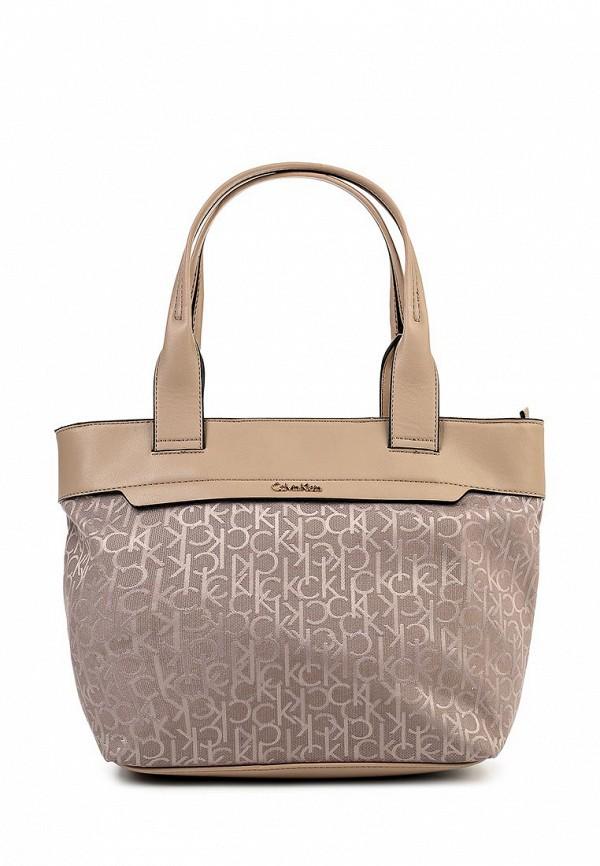 Текстильная сумка Calvin Klein Jeans K60K601191: изображение 1