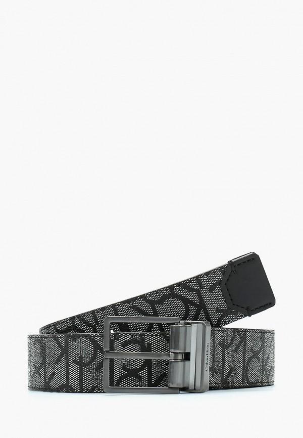 Купить Ремень Calvin Klein Jeans, CA939DMAPQG4, серый, Весна-лето 2018
