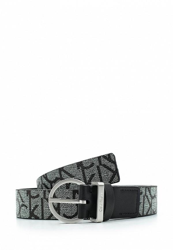 Купить Ремень Calvin Klein Jeans, CA939DWAPQL0, серый, Весна-лето 2018