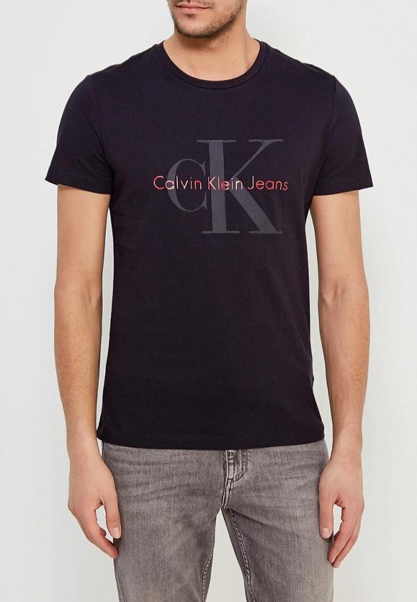 Футболка Calvin Klein Jeans Calvin Klein Jeans CA939EMAPQW8 футболка calvin klein jeans calvin klein jeans ca939ewzjs45
