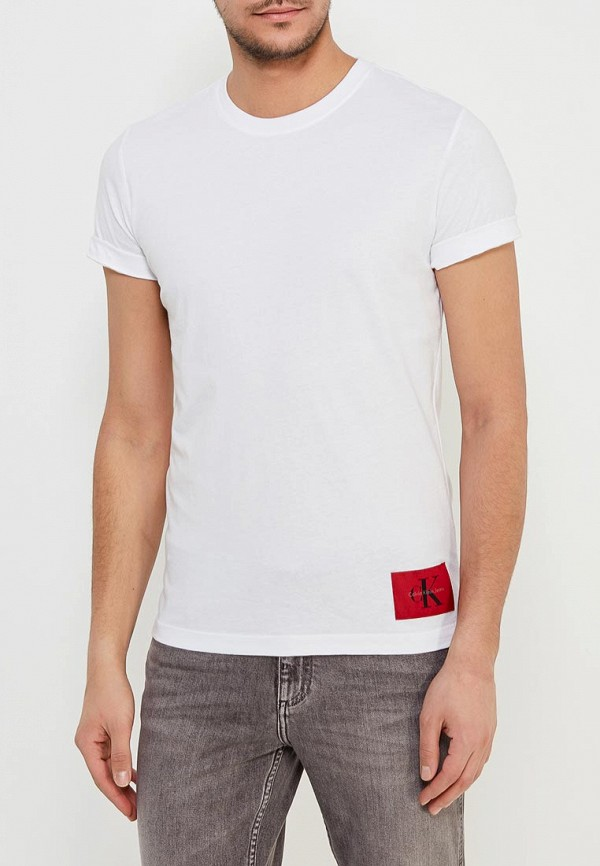 Футболка Calvin Klein Jeans Calvin Klein Jeans CA939EMAPQX3 calvin klein jeans j30j3 01230 4760