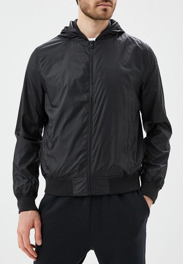 Ветровка Calvin Klein Jeans, CA939EMAPQZ1, черный, Весна-лето 2018  - купить со скидкой