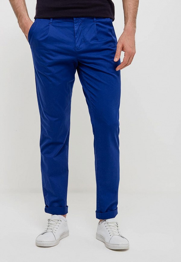 Купить Чиносы Calvin Klein Jeans, CA939EMAPRA9, синий, Весна-лето 2018
