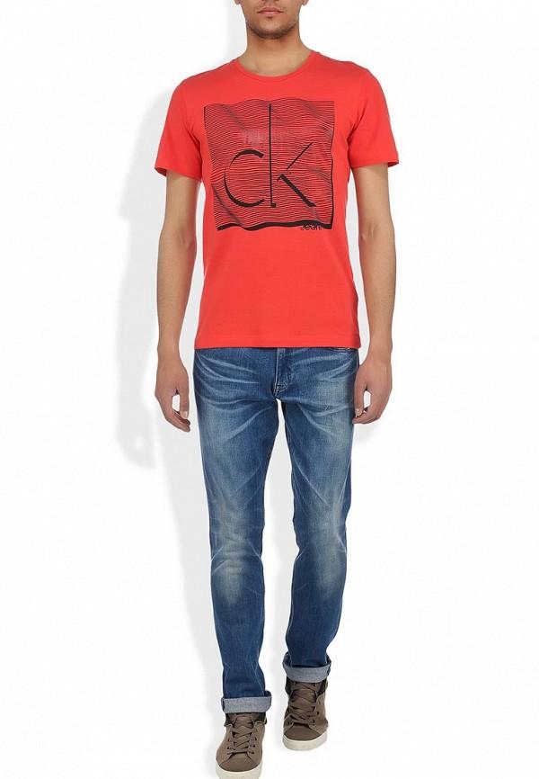 Зауженные джинсы Calvin Klein Jeans J3IJ300399: изображение 8