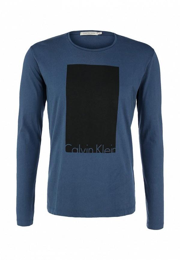 Футболка с надписями Calvin Klein Jeans J3EJ302519: изображение 1