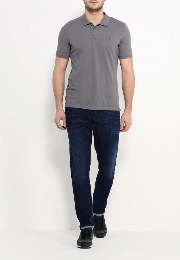 Зауженные джинсы Calvin Klein Jeans J3EJ301654: изображение 6