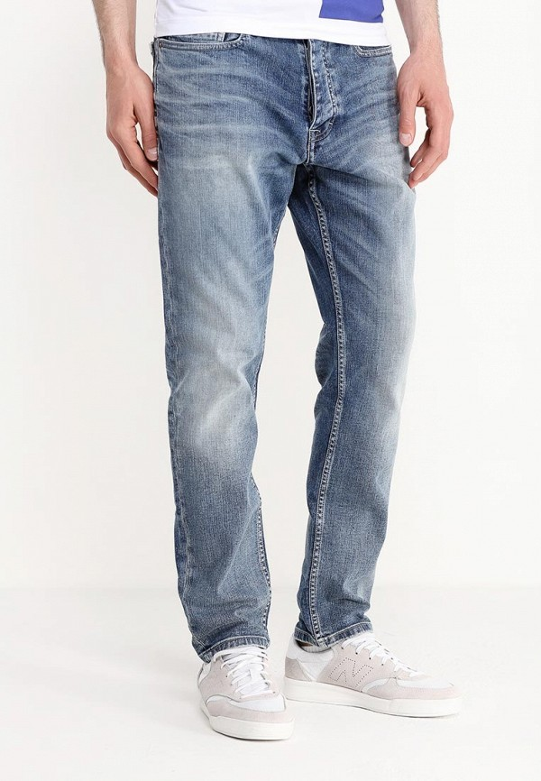 Зауженные джинсы Calvin Klein Jeans J3IJ303985: изображение 4