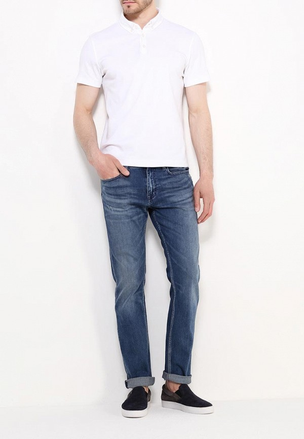 Зауженные джинсы Calvin Klein Jeans J3IJ303982: изображение 2