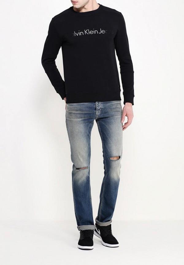 Зауженные джинсы Calvin Klein Jeans J3IJ304013: изображение 2