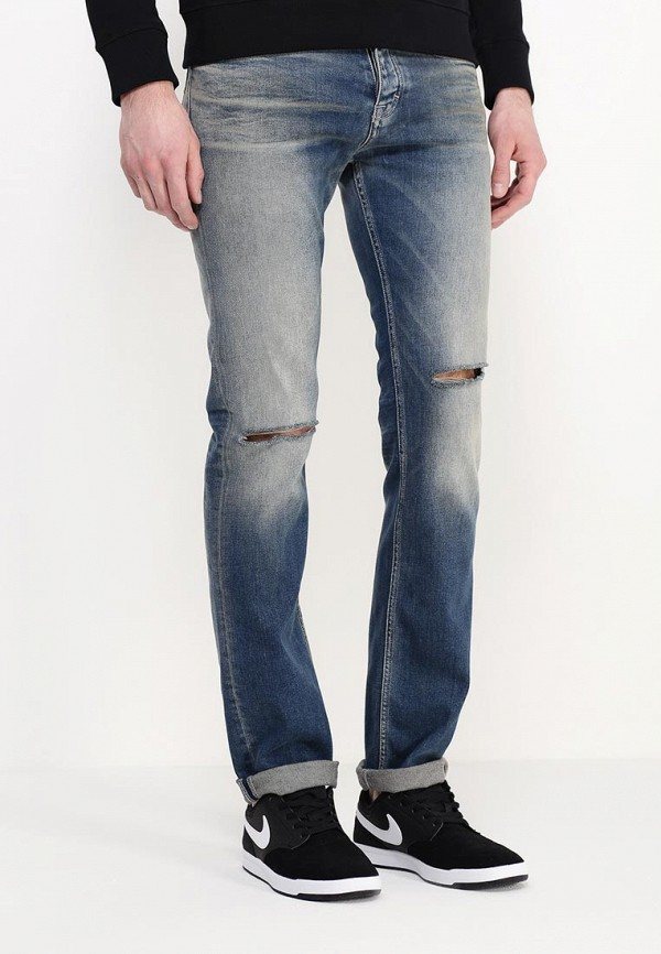 Зауженные джинсы Calvin Klein Jeans J3IJ304013: изображение 3