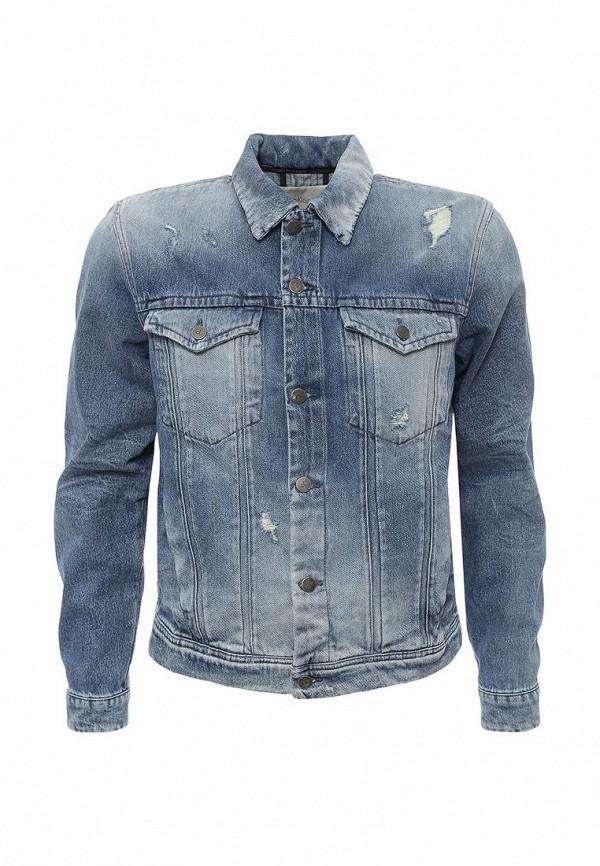 Джинсовая куртка Calvin Klein Jeans J3IJ304020: изображение 1